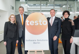 Подразделение Testo AG Software Solutions Berlin